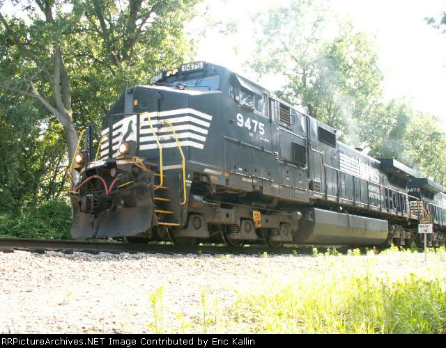 NS 20V at CP TOWNLINE in dearborn ,mi