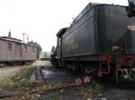 Coal tender