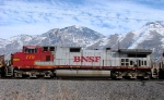 BNSF GE C44-9W (WARBONNET) NO.779 PROVO,UTAH JANUARY 30,2010.