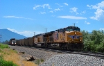 UNION PACIFIC GE AC44CWCTE NO.5911 PROVO,UTAH JULY 18,2010