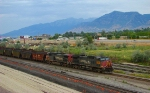 FORMER SOUTHERN PACIFIC 322.JULY 26,2010.OREM,UTAH.