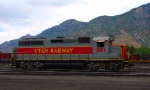 UTAH RAILWAY 3001(ALL BY ITSELF) JULY 11,2010.PROVO,UTAH.