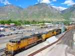 UNION PACIFIC'S DENVER-SALT LAKE CITY MANIFEST.JUNE 2,2010.PROVO,UTAH.