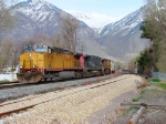 UNION PACIFIC'S DENVER-SALT LAKE CITY MANIFEST.APRIL 17,2010.PROVO,UTAH.