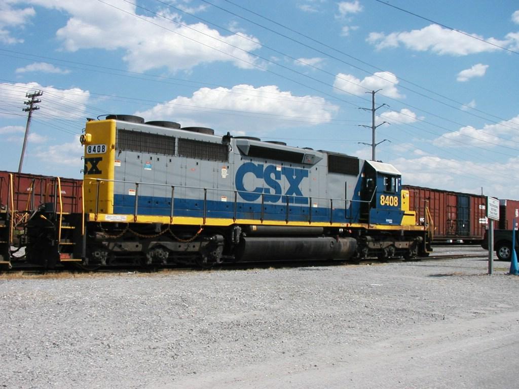 CSX 8408