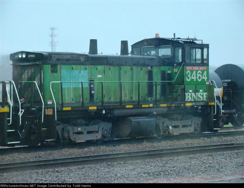 BNSF 3464