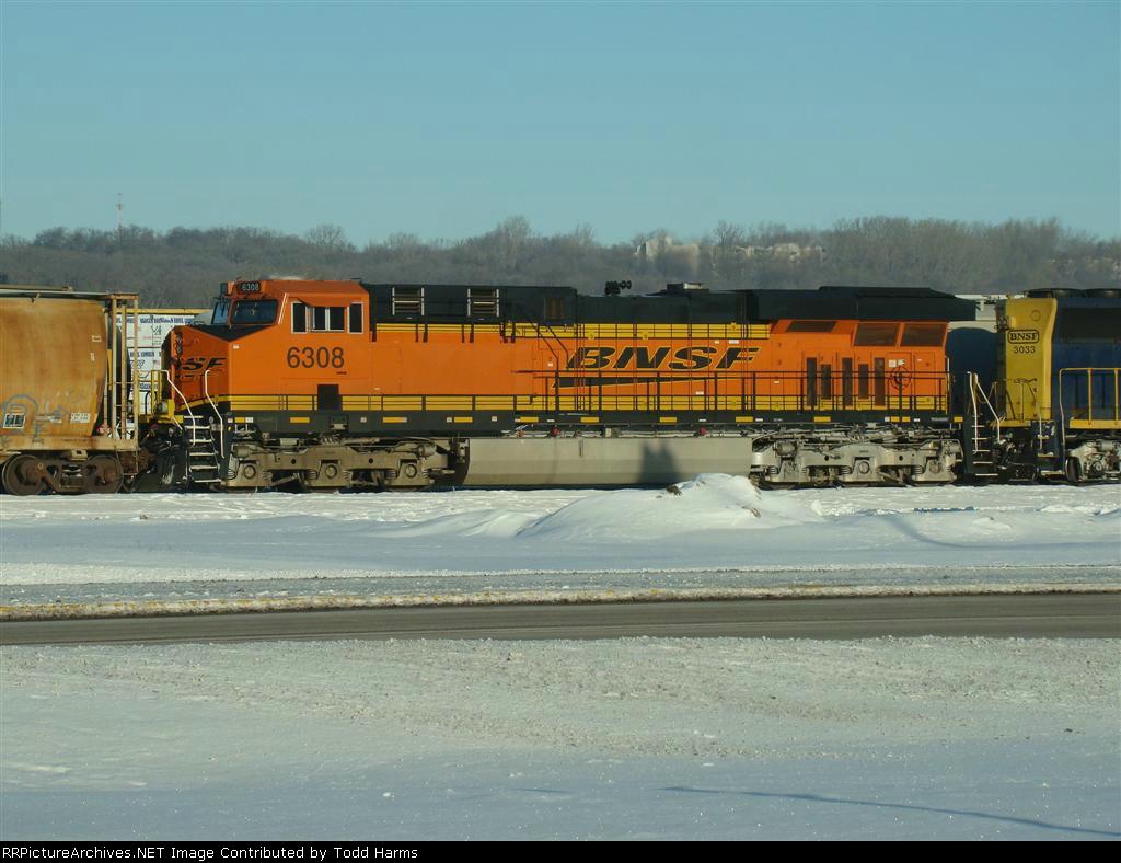 BNSF 6308