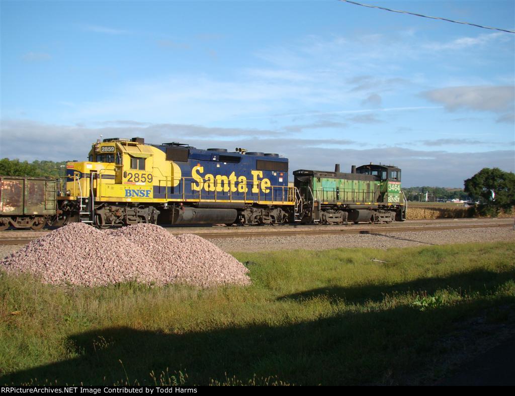 BNSF 2859
