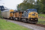 A Very Late NS 212 w/ Older GE Locomotives @ 1530 hrs.