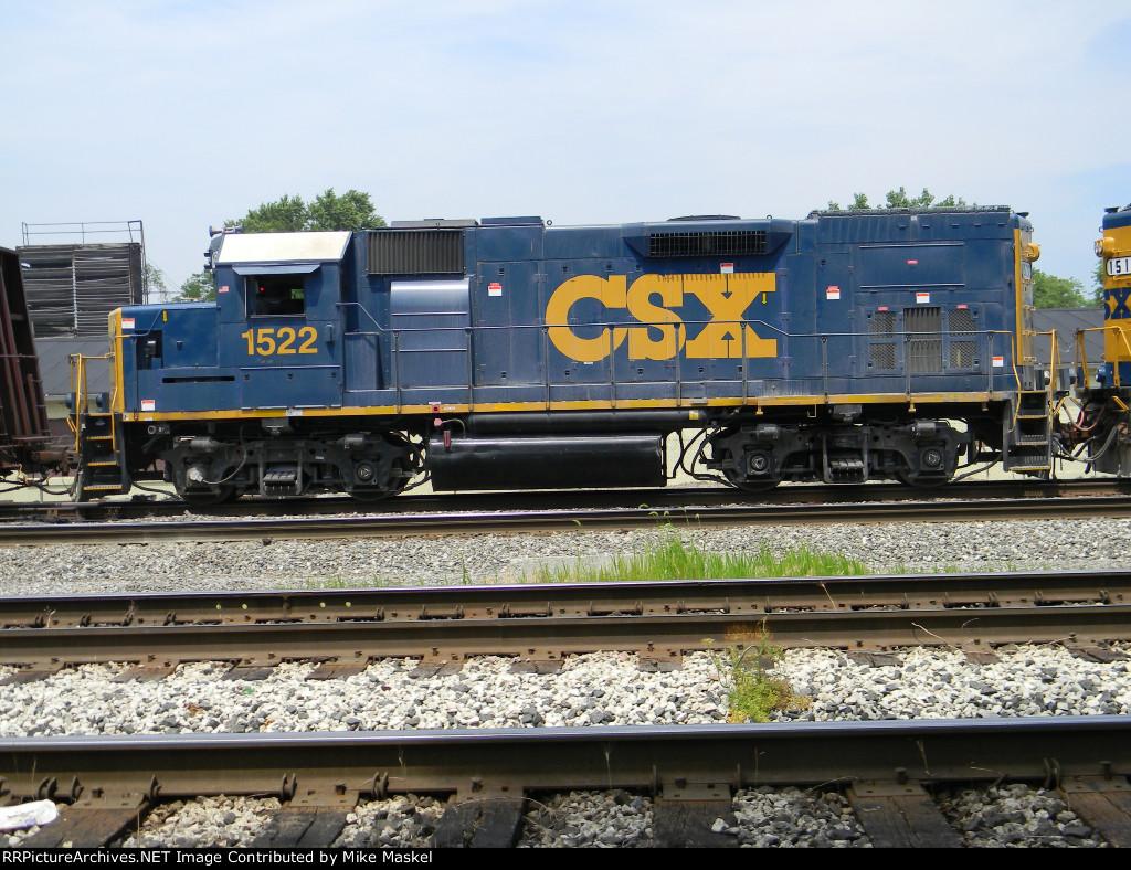 CSX 1522