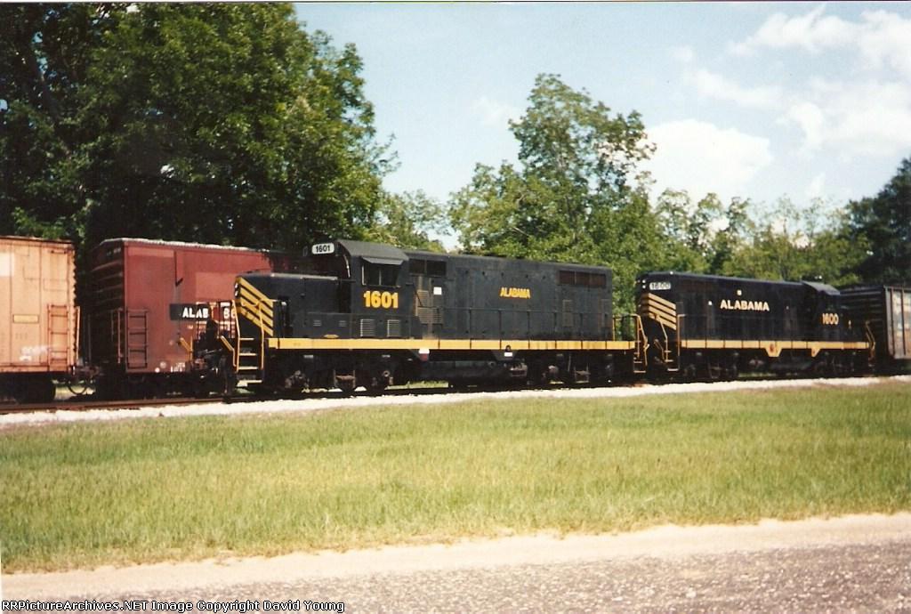 Alabama Railroad