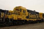 BNSF 3838
