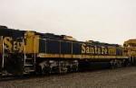 BNSF 3957