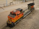 Topless BNSF 5164