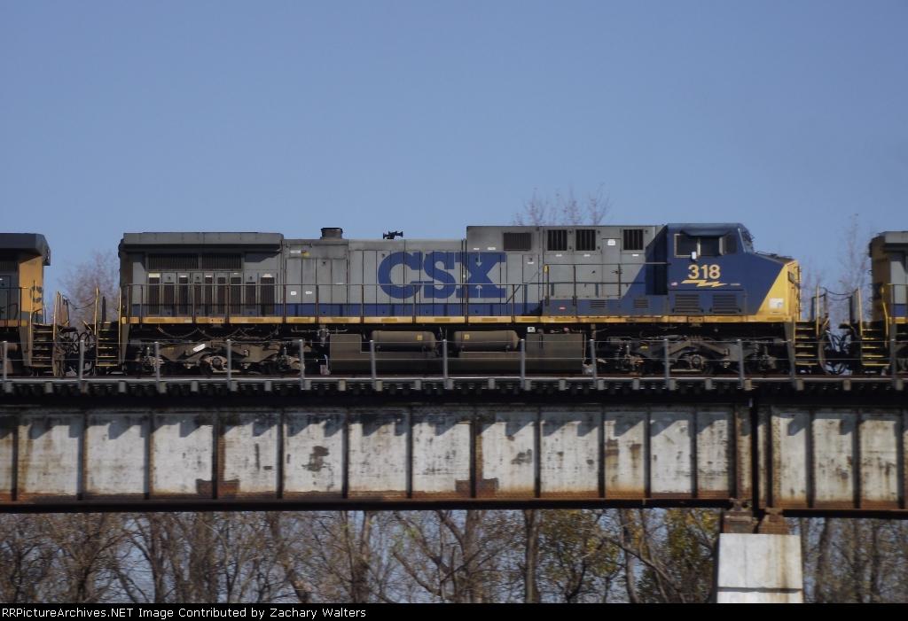 CSX 318