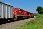 Daylight Run!!! CP-39Z/257 W/Crazy 8 in consist!! at Bowmanstown, Pa.