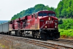 Rare Daylight Run!!! CP-39Z/257 W/Crazy 8 in consist!! at Packerton Yard, Parkerton, Pa.