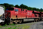 """Crazy 8""s"" CP-38T/256 Arriving River Yard in Bethlehem, Pa."