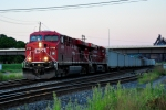 "CP-39Z/259 Evening Arrival with ""Crazy 8's in consist at CP-88/CP-Bethlehem"