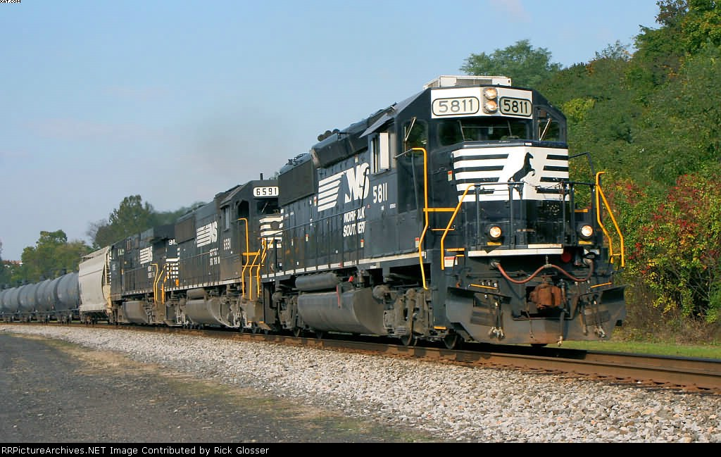 Eastbound Ethanol Train @ 1033 hrs.