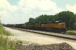 Westbound intermodal