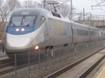 Acela @ Full Speed