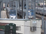 Another view of the Acela