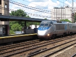 Amtrak 2163 @ South Norwalk