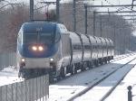 Amtrak Regional 160