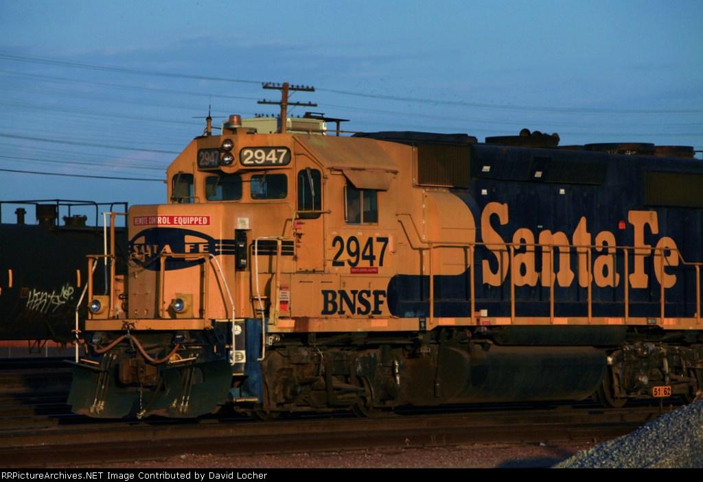 BNSF 2947