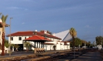 Fresno Amtrak station