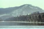 CR BUEN crosses the Susquehanna river