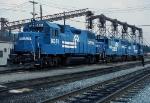 CR Blue