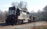 GP50 at Glenn, NC