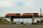 BNSF 5918 and BNSF 5834
