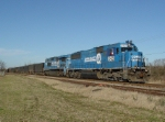 Blue Skies and Locomotives