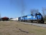Conrail Blue in 2009