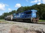 Conrail running LHF