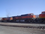 BNSF 4991 leads a merchandise with 5 Additional units