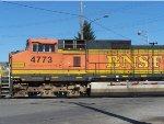 BNSF 4773
