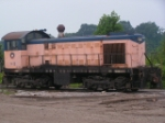 Relco switcher leased by Bayou Steel.