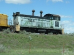 TLLX 144 SW7 no longer in service
