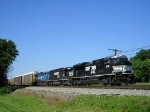 NS 2748 On NS 288 Northbound