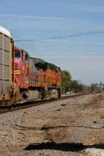BNSF 696