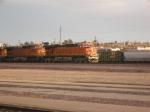 BNSF 7626