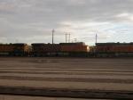 BNSF 4019 TURBO