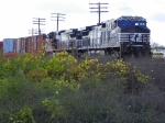 Norfolk Southern 9901 and 9575