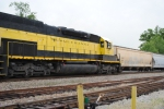 NYSW 3012 rolling west through the yard.