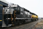 The NS 3010 was assigned to the Toys for Tots special along with Susie-Q 3634