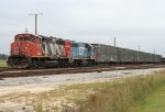 SCRF trash train